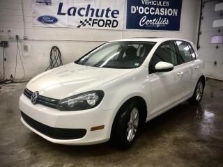 Used 2011 Volkswagen Golf VW GOLF AUTOMATIQUE 2011 HATCHBACK TOIT for sale in Lachute, QC
