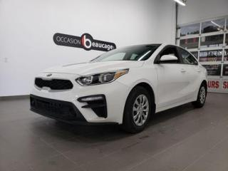 Used 2019 Kia Forte LX for sale in Sherbrooke, QC