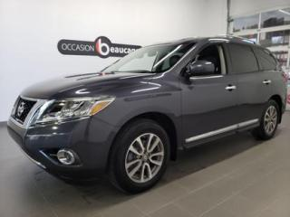 Used 2014 Nissan Pathfinder SL for sale in Sherbrooke, QC