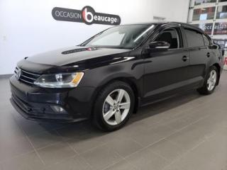 Used 2016 Volkswagen Jetta TRENDLINE + for sale in Sherbrooke, QC