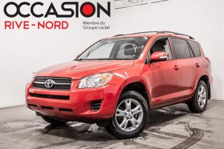 Used 2011 Toyota RAV4 AWD TOIT.OUVRANT for sale in Boisbriand, QC