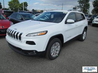 Used 2018 Jeep Cherokee North for sale in Ste-Foy, QC
