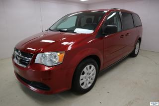 Used 2014 Dodge Grand Caravan SE/SXT *STOW'N GO* for sale in Ste-Foy, QC