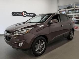 Used 2014 Hyundai Tucson GLS for sale in Sherbrooke, QC
