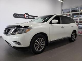 Used 2016 Nissan Pathfinder SL for sale in Sherbrooke, QC
