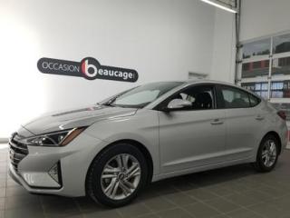 Used 2019 Hyundai Elantra Preferred for sale in Sherbrooke, QC