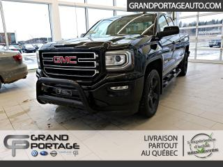 Used 2016 GMC Sierra 1500 Cabine double 4X4 *Élévation* for sale in Rivière-Du-Loup, QC