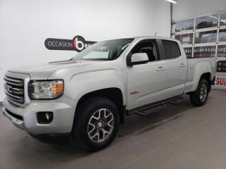 Used 2016 GMC Canyon SLE for sale in Sherbrooke, QC