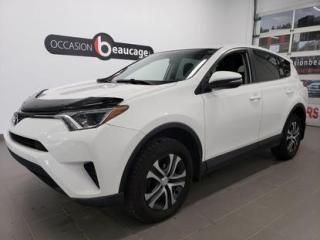 Used 2016 Toyota RAV4 LE for sale in Sherbrooke, QC