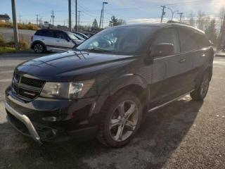 Used 2016 Dodge Journey Crossroad for sale in Sherbrooke, QC