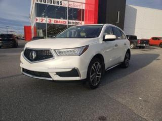 Used 2017 Acura MDX for sale in Sherbrooke, QC
