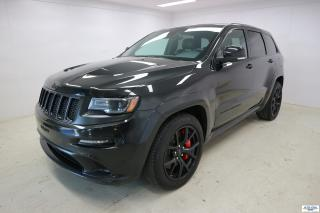 Used 2016 Jeep Grand Cherokee SRT *4X4 AWD PLAN OR 5ANS/100 000KM* for sale in Ste-Foy, QC