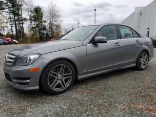 Used 2013 Mercedes-Benz C-Class C300 for sale in Sherbrooke, QC