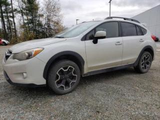 Used 2013 Subaru XV Crosstrek Sport for sale in Sherbrooke, QC