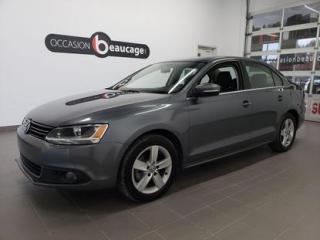 Used 2013 Volkswagen Jetta comfortline for sale in Sherbrooke, QC