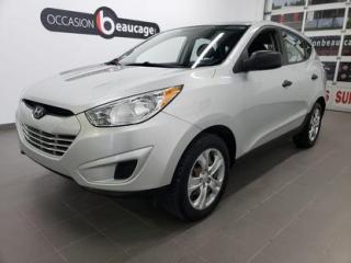 Used 2010 Hyundai Tucson GL for sale in Sherbrooke, QC