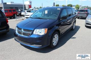 Used 2017 Dodge Grand Caravan CVP/SXT for sale in Ste-Foy, QC