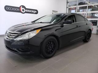 Used 2013 Hyundai Sonata GL for sale in Sherbrooke, QC