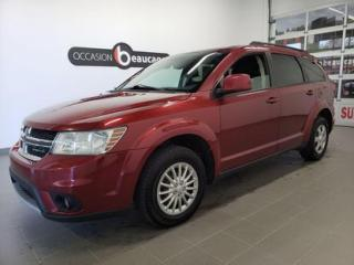 Used 2011 Dodge Journey SXT for sale in Sherbrooke, QC