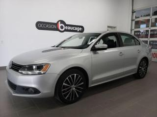 Used 2013 Volkswagen Jetta HIGHLINE for sale in Sherbrooke, QC