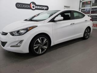 Used 2016 Hyundai Elantra Limited for sale in Sherbrooke, QC