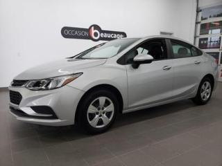 Used 2016 Chevrolet Cruze L for sale in Sherbrooke, QC