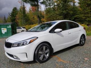 Used 2018 Kia Forte LX Plus for sale in Sherbrooke, QC