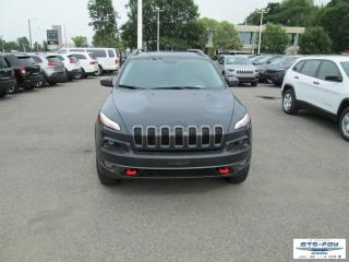 Used 2017 Jeep Cherokee Trailhawk for sale in Ste-Foy, QC