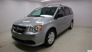 Used 2016 Dodge Grand Caravan SXT *STOW'N GO PLAN OR 6ANS/120 000KM* for sale in Ste-Foy, QC