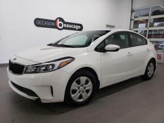 Used 2017 Kia Forte LX for sale in Sherbrooke, QC