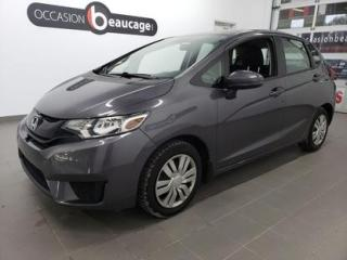 Used 2016 Honda Fit LX for sale in Sherbrooke, QC