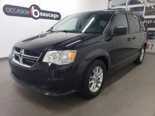Used 2013 Dodge Grand Caravan SXT for sale in Sherbrooke, QC