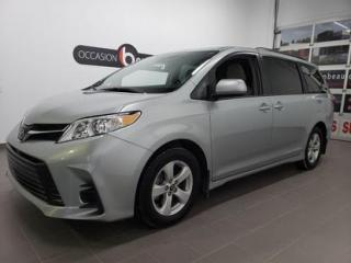 Used 2019 Toyota Sienna LE for sale in Sherbrooke, QC