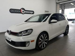 Used 2013 Volkswagen Golf GTI Wolfsburg for sale in Sherbrooke, QC