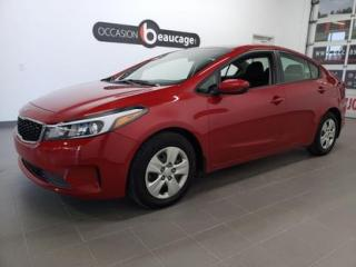 Used 2018 Kia Forte LX for sale in Sherbrooke, QC
