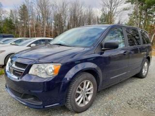 Used 2014 Dodge Grand Caravan SXT for sale in Sherbrooke, QC