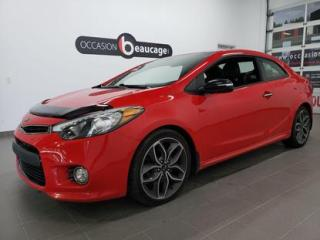 Used 2016 Kia Forte SX for sale in Sherbrooke, QC
