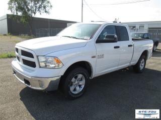 Used 2017 RAM 1500 SLT for sale in Ste-Foy, QC