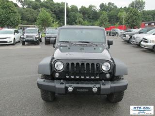 Used 2017 Jeep Wrangler SPORT for sale in Ste-Foy, QC