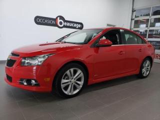 Used 2014 Chevrolet Cruze 2LT for sale in Sherbrooke, QC