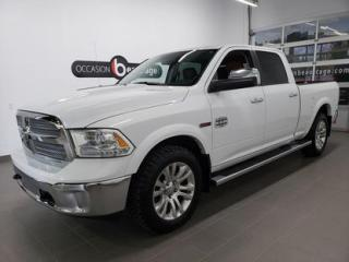 Used 2016 RAM 1500 LARAMIE LONGHORN for sale in Sherbrooke, QC