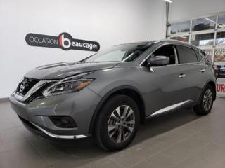 Used 2018 Nissan Murano SL for sale in Sherbrooke, QC