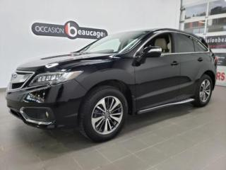 Used 2016 Acura RDX ELITE for sale in Sherbrooke, QC