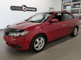 Used 2013 Kia Forte EX for sale in Sherbrooke, QC