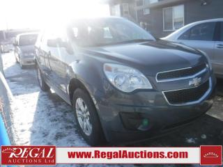 Used 2010 Chevrolet EQUINOX LS 4D UTILITY  2.4L AWD for sale in Calgary, AB