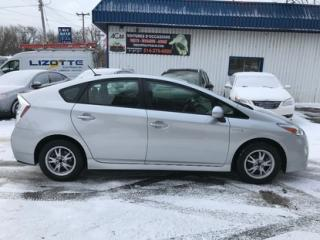 Used 2010 Toyota Prius Hybrid for sale in Montréal, QC