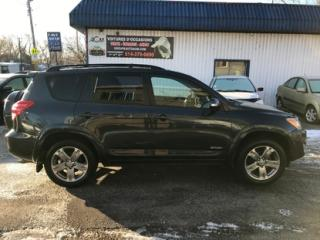 Used 2009 Toyota RAV4 Sport for sale in Montréal, QC