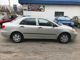 Used 2003 Toyota Corolla CE for sale in Montréal, QC