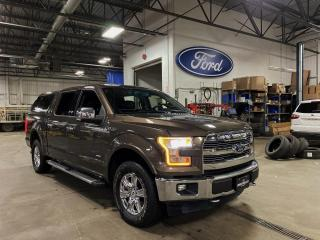 Used 2017 Ford F-150 Lariat 502A 3,5L for sale in St-Eustache, QC