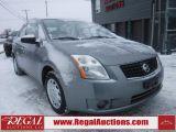 Photo of Grey 2008 Nissan Sentra